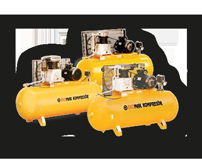 Pistonlu Kompresorler