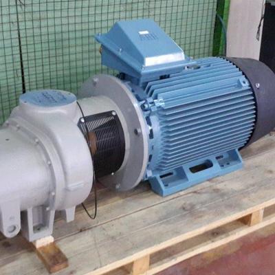 Sıfır IE3 Kompresör Motoru
