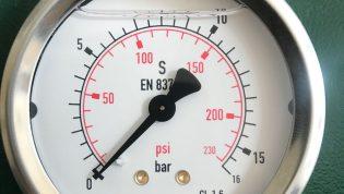 DMD Serisi İç Basınç Saati